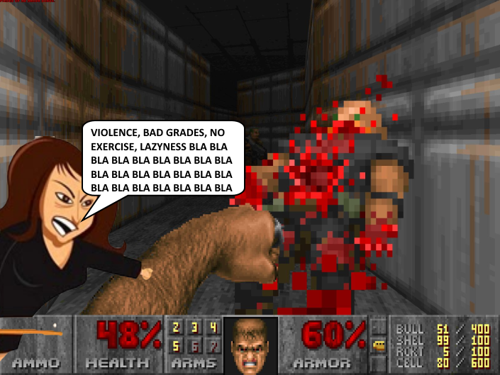 doom annoying teacher