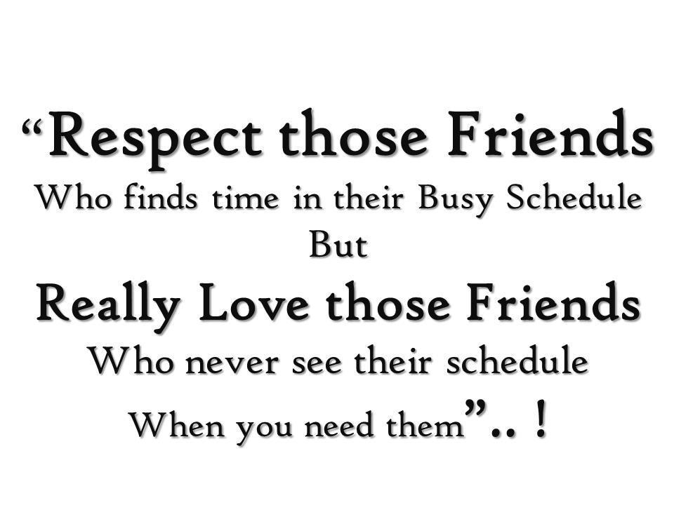Quotes About Respect In Friendship : Respect quotes for friends quotesgram