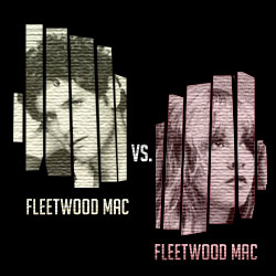 The 15 Greatest 'Fuck You's In Music: 01. Fleetwood Mac vs. Fleetwood Mac, Lindsey Buckingham vs. Stevie Nicks