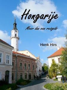 Als e-boek en op papier: Hongarije, meer dan een reisgids, 2016