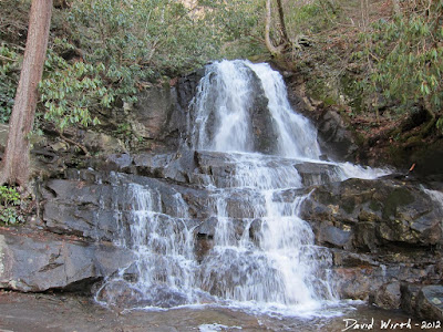 Smokey Mountain National Park, Laurel Falls