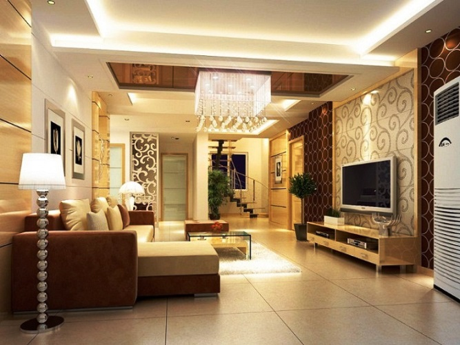 Ceiling Designs For Living Room Luxury Classic Design With Antique Lighting A