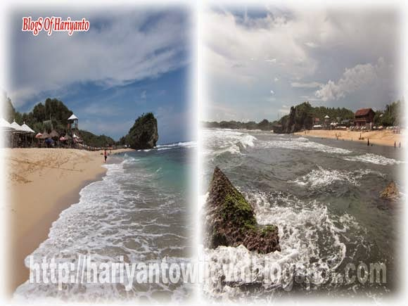 Misteri Pantai Indrayanti Yang Mempesona