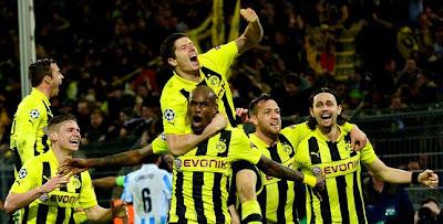 Grande Assistência de Réus no Borussia Dortmund - Málaga