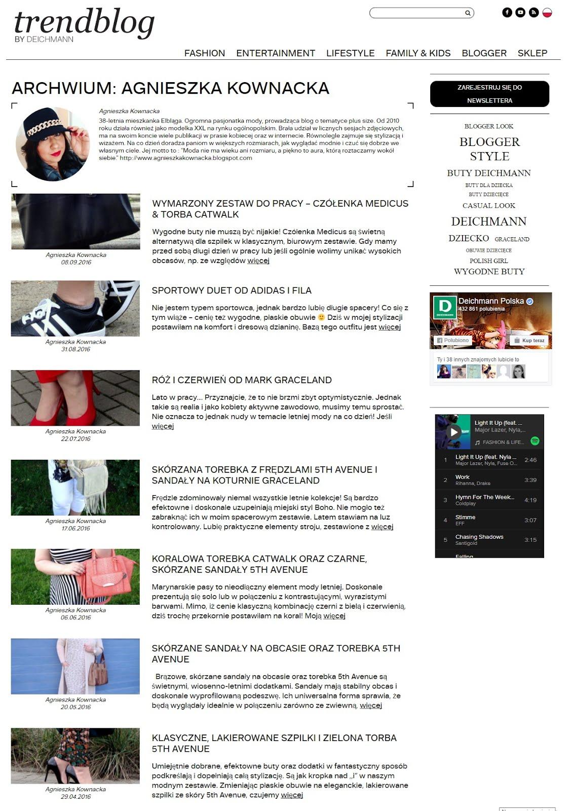 Trendblog by Deichmann