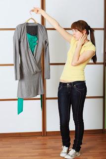 cara memilih pakaian
