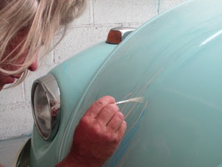 Car Pinstriping