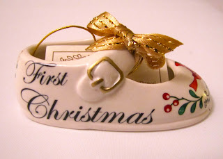 Janiscraft: Personalized Porcelain Baby Shoes
