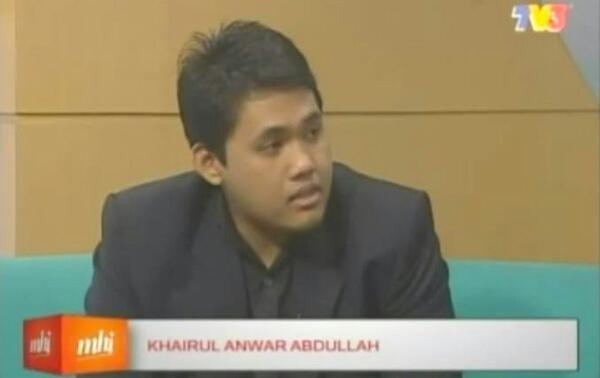 Anwar Abdullah , kaio studio