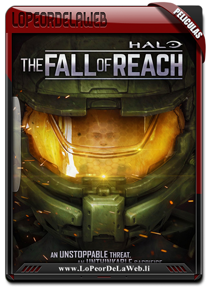 Halo: La Caida de Reach (2015) BRrip 1080p Latino [Mega]