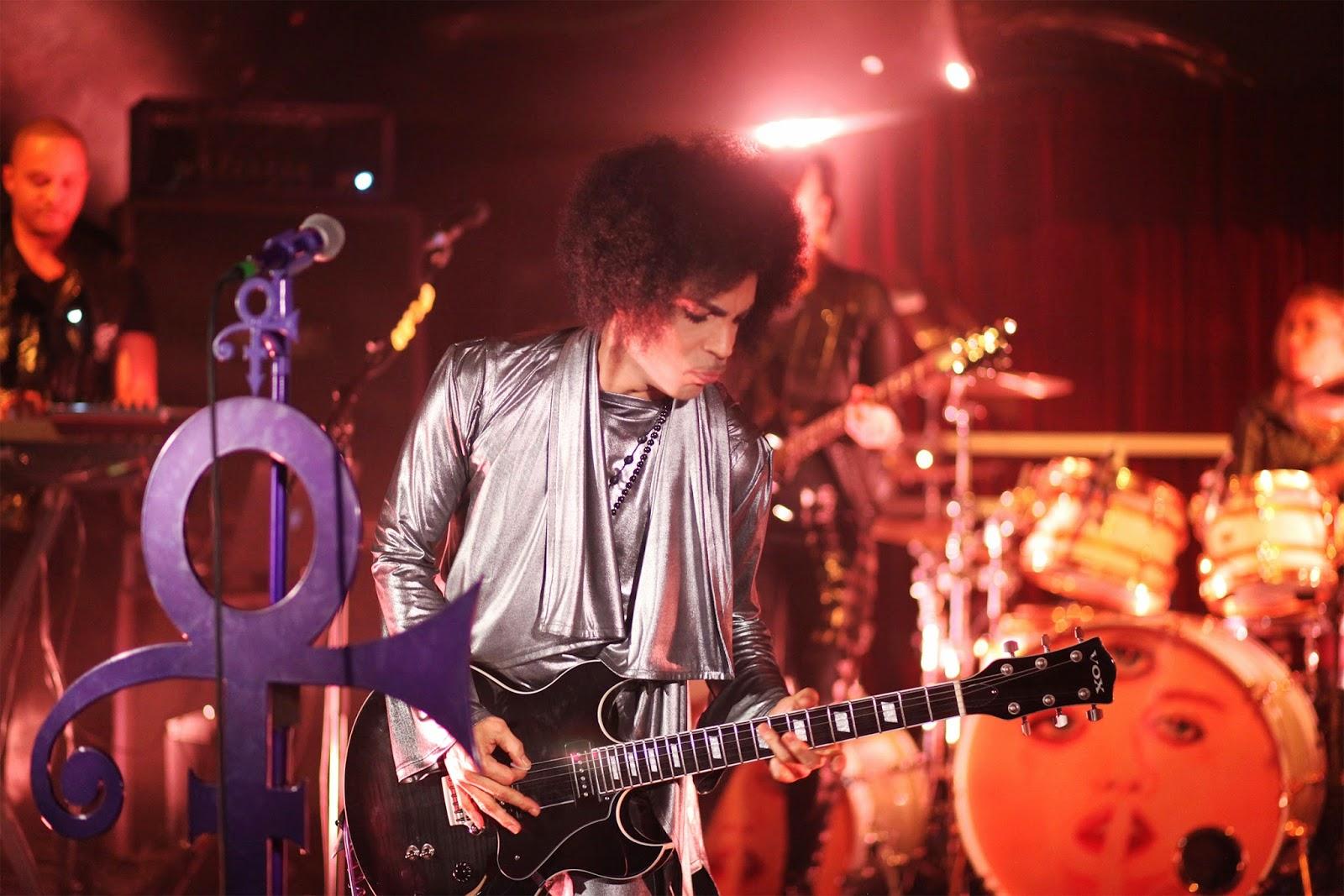 Prince and 3RDEYEGIRL Dubai Autism Rocks