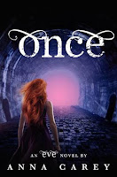 book cover of Once by Anna Carey