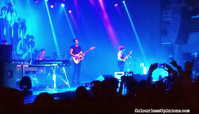 Foals at Upfront Arena KL Live Malaysia