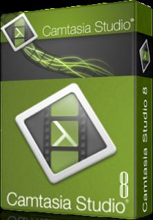 Techsmith Camtasia Studio 8 .2.1 Build 1423 box