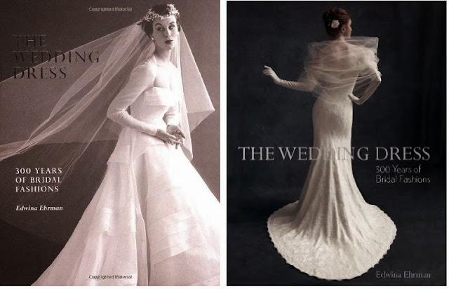 libro bodas inspiración the wedding dress 300 years of bridal fashion