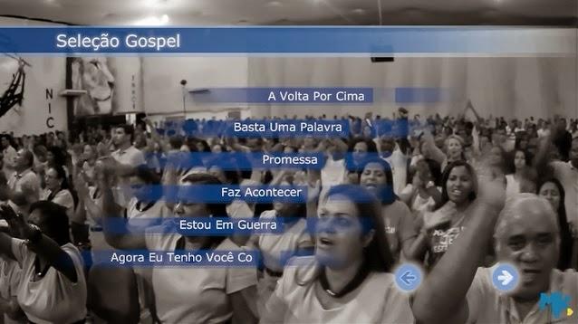 CLICK AQUI  Baixar Seleção Gospel DVD-R FSAF