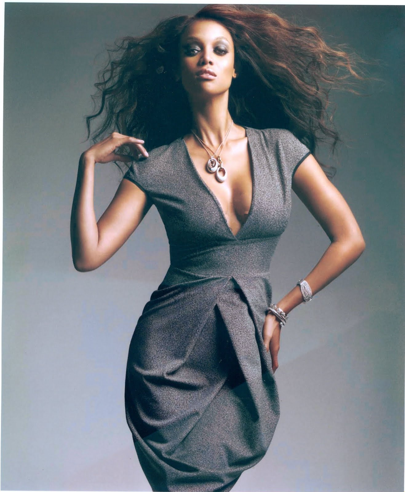 Tyra Banks Young: Tyra Banks (Hamptons Magazine 2009)