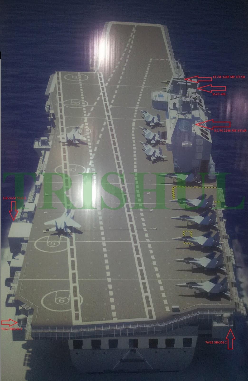 Trishul Sensor Fitments Of Iac 1 Ins Vikrant Amp Ins