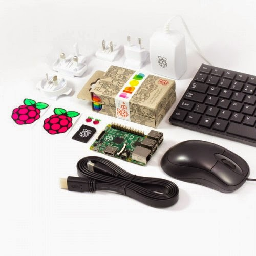 Kit raspberry pi b+