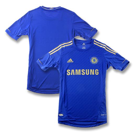 Kostum Chelsea Terbaru 2013