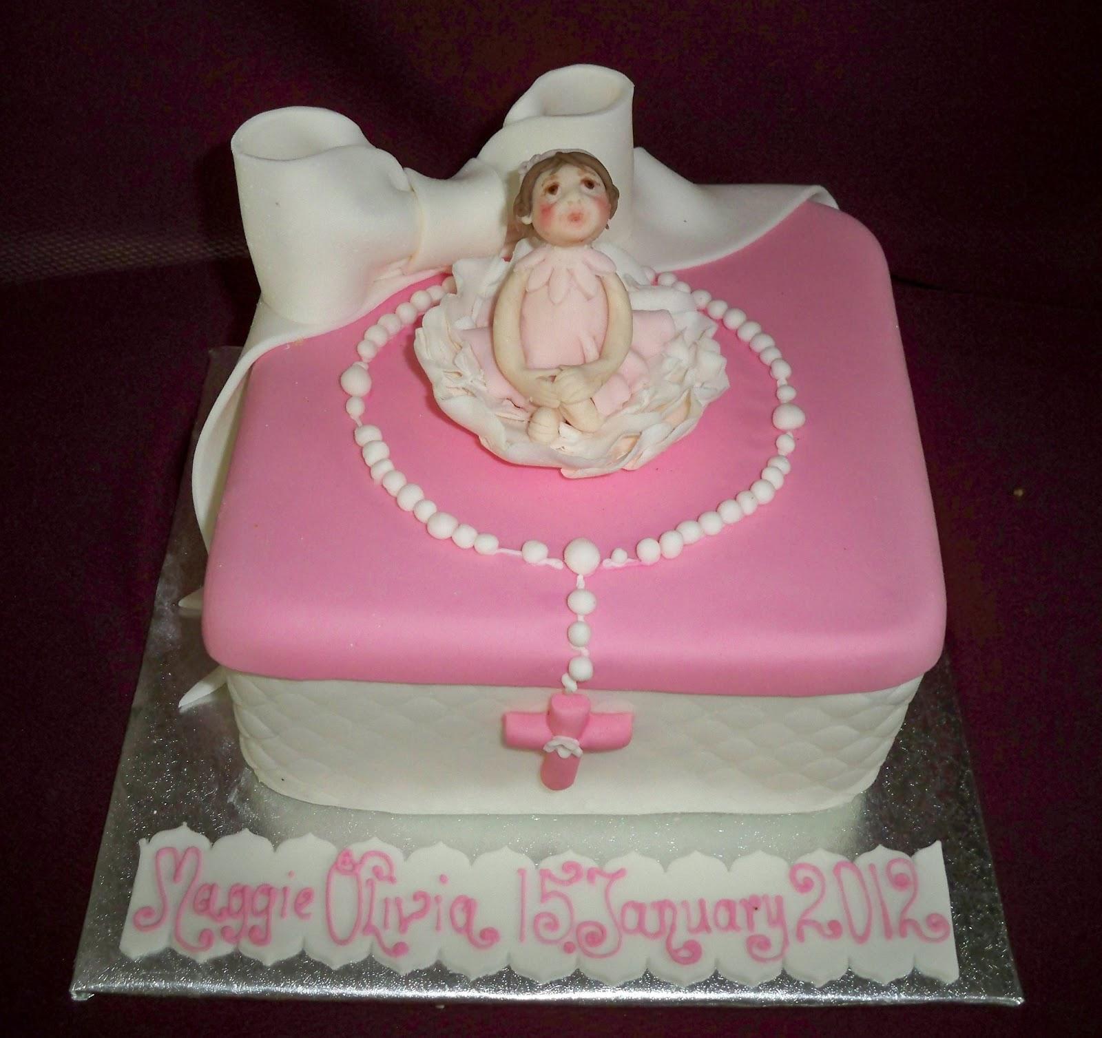 Christening cakes | Elisabeth\'s Wedding Cakes