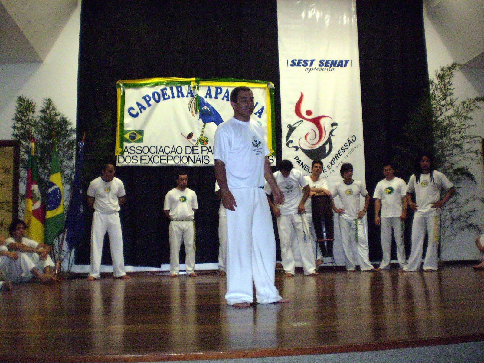 CAPOEIRA APAEANA 2007
