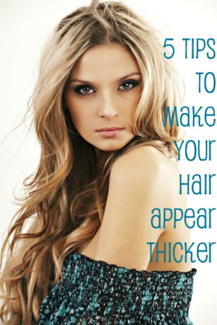 beauty hair thicker