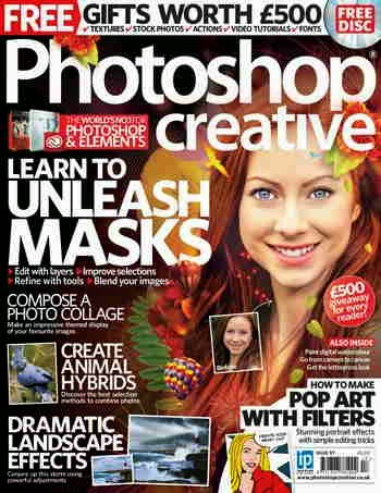 Photoshop Creative Magazine Issue 117 2014