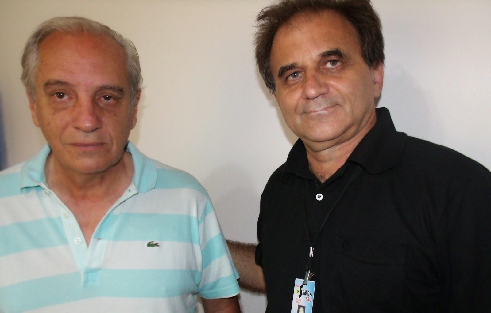 AIRTON ENGSTER DOS SANTOS E ARLEI SIMON DOS SANTOS