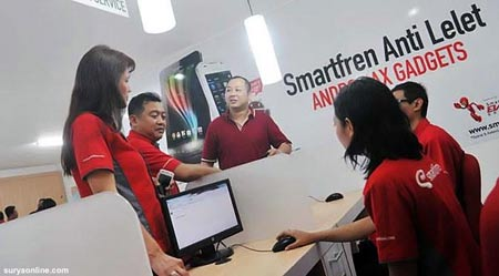 Nomor Call Center Customer Service Smartfren
