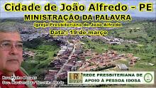 19.03.2016 - IPB JOÃO ALFREDO