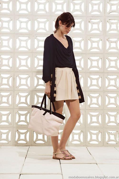 Looks Clara verano 2015. Accesorios, carteas, calzado e indumentaria, moda verano 2015.
