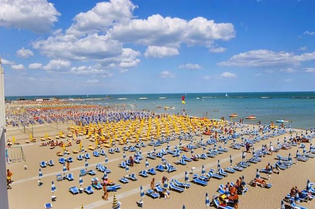 Spiaggia di Cesenatico (Forlì - Cesena)