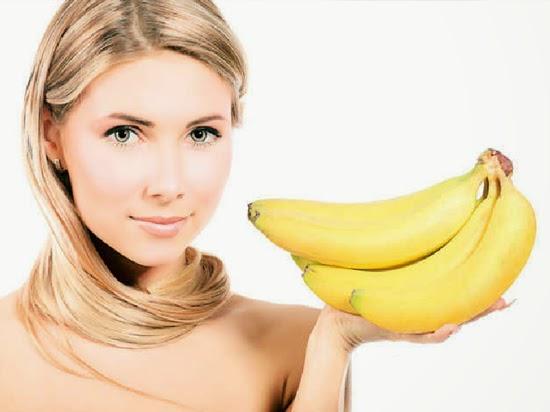 وصفات علاجية منزلية باستخدام الموز