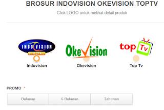 Cara Berlangganan Indovision