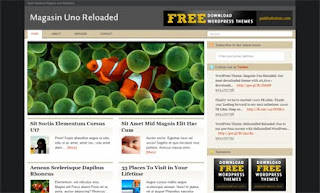 Magasin Uno Reloaded WordPress Theme