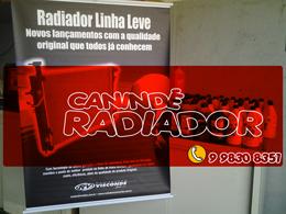 CANINDÉ DO RADIADOR