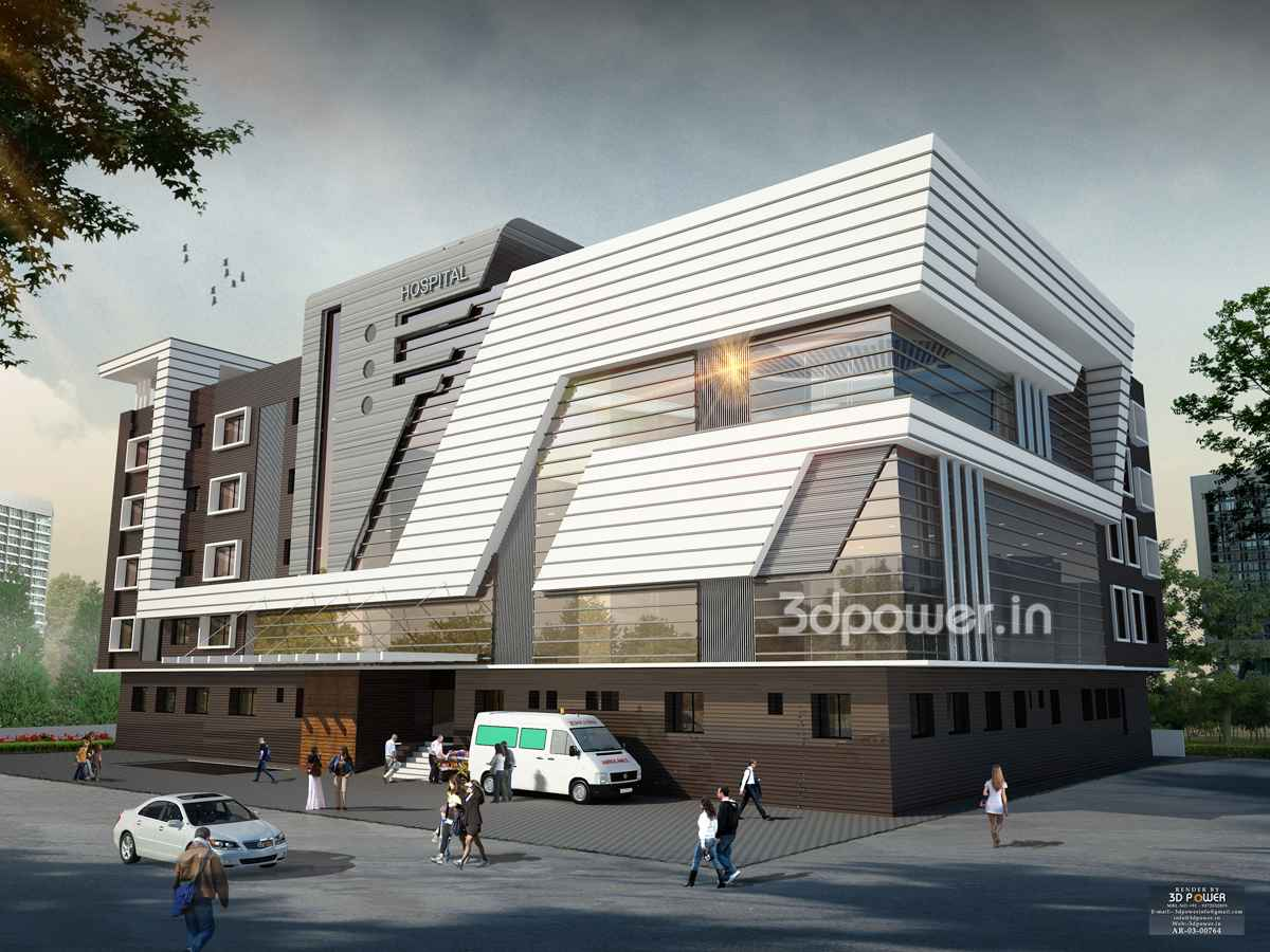 Modern Hospital Architecture Hospital Healthcare Design Productive Hospital Spaces