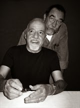 Fernando Morais y Paulo Coelho