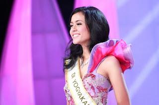 Maria Harfanti Meraih Juara ke-3