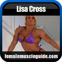 Lisa Cross Female Bodybuilder Thumbnail Image 1 - Femalemuscleguide.com