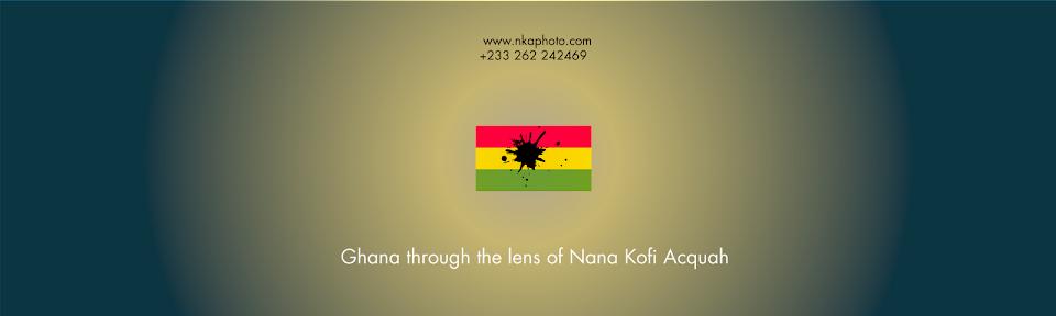 Ghana Photographer - Nana Kofi Acquah