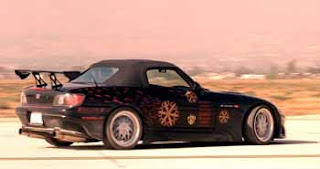 2000 Honda s2000 from The Fast & The Furious - Cool Cars ...
