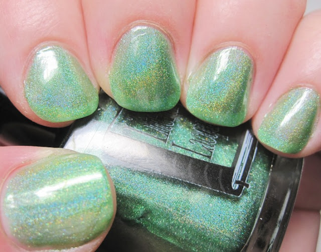 Literary Lacquers Green Gables.