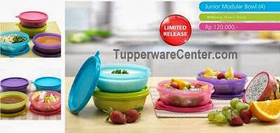 Junior Modular Bowl, Tupperware Indonesia