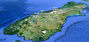 Currently 6,547,800 hectares (or 44%) of the South Island is in public . (nz)
