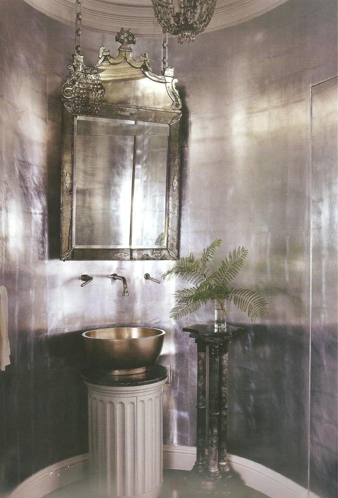 Metallic Paint For Walls : Metallic paint walls on pinterest modern wall