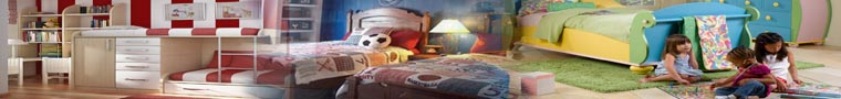 Inspirations for modern kids bedroom