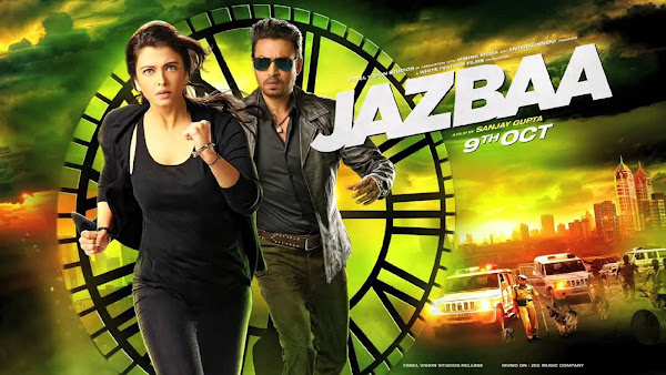 Jazbaa (2015) Movie Poster No. 5
