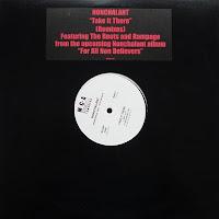 Nonchalant – Take It There (Remixes) (Promo VLS) (1998)